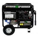 Deals List: DuroMax XP10000EH 10000 Watt Hybrid Dual Fuel Portable Gas Propane Generator - RV Standby