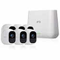 Deals List: Arlo - Pro 2 6-Camera Indoor/Outdoor Wireless 1080p Security Camera System - White, VMS4630P-100NAS