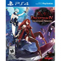 Deals List: Deception IV: The Nightmare Princess PlayStation 4