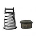 Deals List: KitchenAid Gourmet Box Grater (Black)