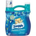 Deals List: 2 Snuggle Exhilarations Liquid Fabric Softener + $5 Target GC