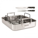 Deals List: Viking Stainless Roaster and Carving Set