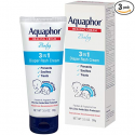 Deals List: Aquaphor Baby Diaper Rash Cream 3.5 Ounce - Pediatrician Recommended Brand (Pack of 3)