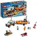 Deals List: LEGO City Coast Guard 4 x 4 Response Unit 60165 Building Kit (347 Piece)