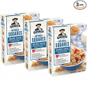 Deals List: Quaker Oatmeal Squares, Original, 3ct