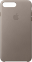 Deals List: Apple - iPhone® X Leather Case - Taupe