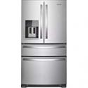 Deals List: Whirlpool WRX735SDHZ 36 Inch 4-Door French Door Refrigerator