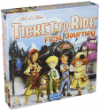 Deals List: Ticket to Ride: Europe: First Journey Strategy Board Game