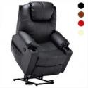 Deals List: Electric Power Lift Chair Massage Sofa Recliner Chair Lounge