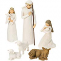 Deals List: Willow Tree Hand-Painted Sculpted Figures Nativity 6-Piece
