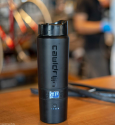 Deals List: Cauldryn Coffee Travel Mug - Heated Mug, Vacuum Bottle, Temperature Controlled Mug, Battery Vacuum Bottle that Brews Coffee or Tea as well as Boils Water and Maintains Your Selected Temp All Day