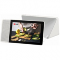 "Deals List: Lenovo - 8"" Smart Display with Google Assistant - White Front/Gray Back, ZA3R0001US"