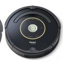 Deals List: iRobot Roomba 650 Robotic Vacuum Refurb