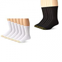 Deals List: Gold Toe Men's 6-Pack Cotton Crew 656 Athletic Sock
