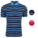 Deals List: Tommy Hilfiger Men's Striped Polo
