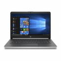 "Deals List: HP 14-DF0020NR 14"" FHD IPS Natural Silver Laptop, Core i3-8130U, 4GB Memory, 128GB SSD, Intel UHD Graphics 620, Windows 10 Home in S mode"