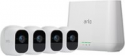 Deals List: Arlo - Pro 2 4-Camera Indoor/Outdoor Wireless 1080p Security Camera System - White, VMS4430P
