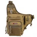 Deals List: Piscifun Tackle Bag Crossbody Messenger Sling Bag