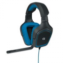 Deals List: LOGITECH G430 DTS Headphone: X and Dolby 7.1 Surround Sound Gaming Headset (981-000536)