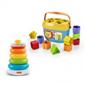 Deals List: Fisher-Price Babys First Blocks & Rock-a-Stack Bundle