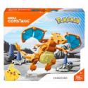 Deals List: Mega Construx Pokemon Charizard Figure 198-Piece DYR77