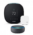 Deals List: ecobee4 Wi-Fi Thermostat with Room Sensor and Built-In Alexa Voice Service + Echo Dot