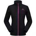 Deals List: CAMEL CROWN Women Full Zip Fleece Jackets