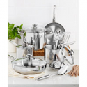 Deals List: Tools of the Trade Stainless Steel 13-Pc. Cookware Set