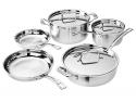 Deals List: CUISINART Multiclad Cookware Set (8-Piece)