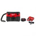 Deals List: MILWAUKEE M18 Wet/Dry Vacuum with 5.0Ah XC Starter Kit