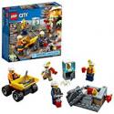Deals List: LEGO City Mining Team 60184 Building Kit (82 Piece)
