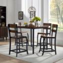 Deals List: Maddox 5-Piece Counter-Height Dining Set 176-C109-K1