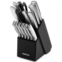 Deals List:  Farberware 15-Pc. Cutlery Set