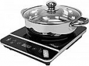 """Deals List: Rosewill Induction Cooker 1800 Watt, Induction Cooktop, Electric Burner with Stainless Steel Pot 10"""" 3.5 QT 18-8, RHAI-13001"""