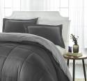 Deals List: iEnjoy Home Collection Down Alternative Reversible Comforter Set -Queen -Gray/Light Gray