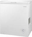 Deals List: Insignia™ - 5.0 Cu. Ft. Chest Freezer - White, NS-CZ50WH6