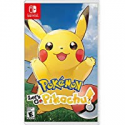 Deals List: Pokemon: Lets Go Pikachu Import Nintendo Switch