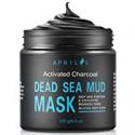 Deals List: Aprilis Dead Sea Mud Mask with Activated Charcoal 8.8 oz