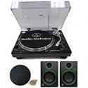 Deals List: Audio-Technica AT-LP120-USB + Mackie CR3 Speakers + Platter Mat