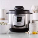 Deals List: Instant Pot LUX80 8 Qt 6-in-1 Multi- Use Programmable Pressure Cooker, Slow Cooker, Rice Cooker, Sauté, Steamer, and Warmer