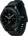 Deals List: Samsung Galaxy Watch (42mm) Midnight Black (Bluetooth) SM-R810NZKAXAR – US Version with Warranty