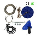 Deals List: CTSC 95 Foot Zip Line Kit Brake Seat