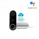 Deals List: Nest Hello Video Doorbell with One-Year Nest Aware Subscription and Google Home Mini