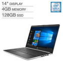 Deals List: HP 14-DF0023CL,Intel Core i3-8130U,4GB,128GB SSD, 14 inch, Wireless 802.11b/g/n/ac (2x2) + Bluetooth 4.2, Windows 10 Home in S Mode