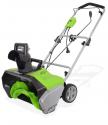 Deals List: Greenworks 20-Inch 13 Amp Corded Snow Thrower 2600502