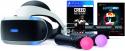 Deals List: Sony - PlayStation VR DOOM VFR Bundle - White/Black