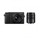 Deals List: PANASONIC LUMIX GX85 Camera with 12-32mm and 45-150mm Lens Bundle, 4K, 5 Axis Body Stabilization, 3 Inch Tilt and Touch Display, DMC-GX85WK (Black USA)
