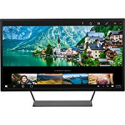 """Deals List: HP - Pavilion 32"""" LED QHD Monitor - Black with Silver stand, 32Q"""