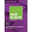 Deals List: H&R Block 2018 Deluxe Fed+State Win Download