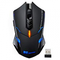 Deals List: VicTsing Wireless Gaming Mouse with Unique Silent Click